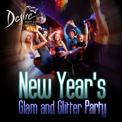 New Year's Glam and Glitter Party