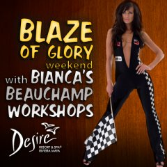 Blaze of Glory Week