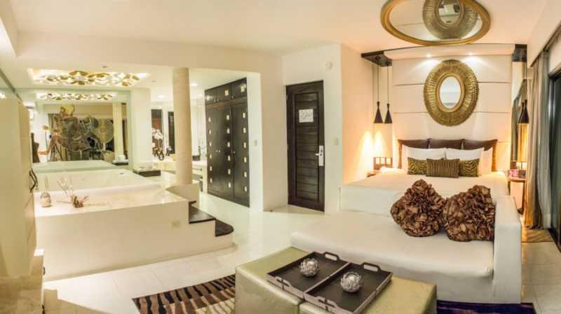 Passion Suite  at Desire Resort and Spa Riviera Maya