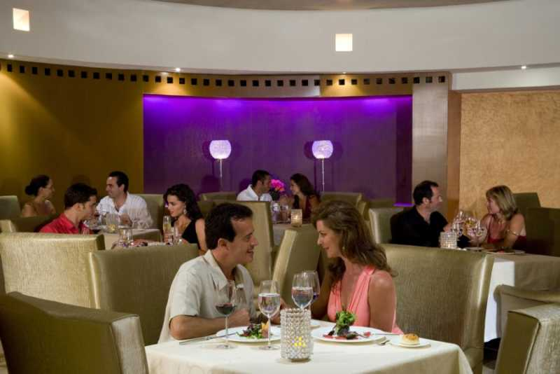 Il Piacere Restaurant at Temptation Resort Cancun
