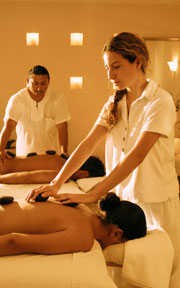 Hot Stone Massage at Desire Resort Los Cabos